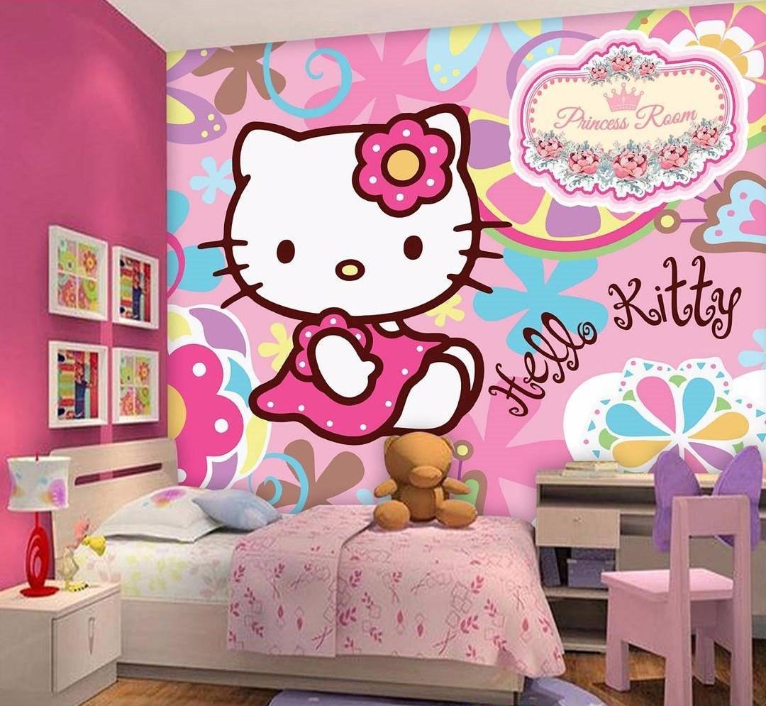 Inspirasi Wallpaper Dinding untuk Kamar Ini Bikin Anak Jadi Lebih Ekspresif!