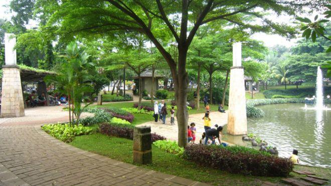 Menilik Kebutuhan Taman Kota Sebagai Ruang Terbuka Hijau Bagi Masyarakat Perkotaan