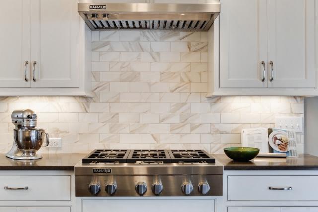 Tips Memilih Corak Dan Merk Keramik Untuk Dinding Dapur