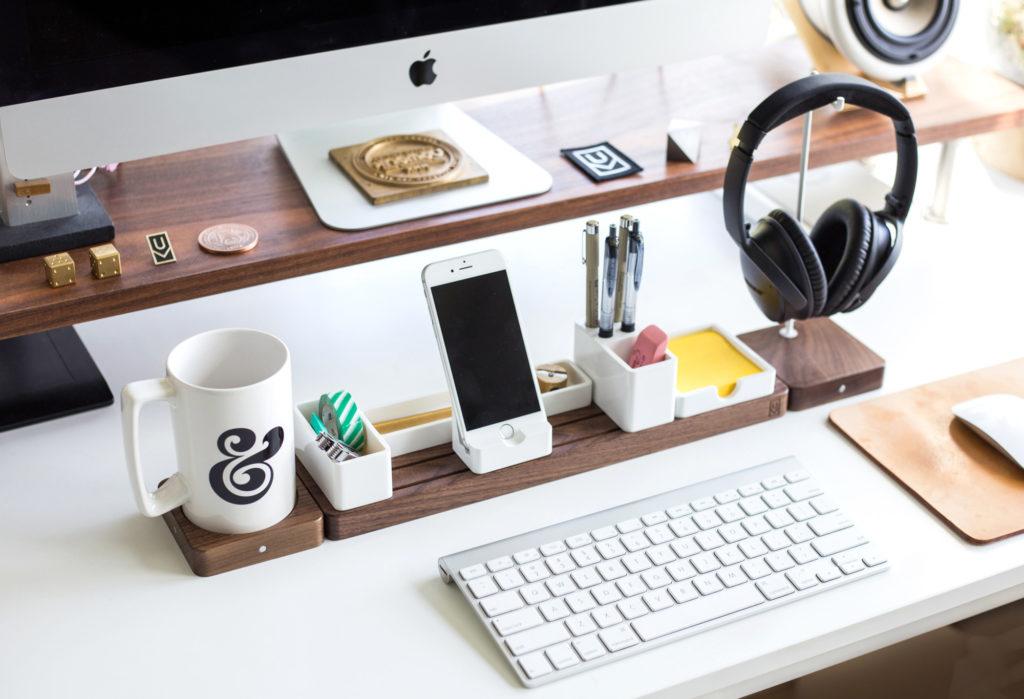Tata Meja Kerjamu dengan Desk Organizer