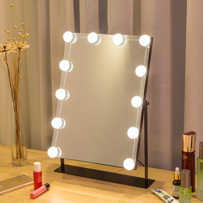 Cara Desain Cermin Lampu